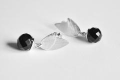 Orecchini-in-argento-925-e-onice-sfaccettata-(1)