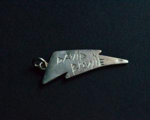 Ziggy ciondolo in argento 925 e smalto a freddo (retro)
