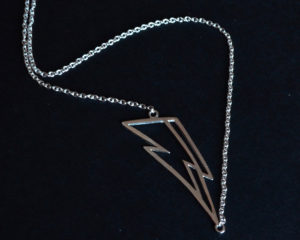 Ziggy collana in argento 925 traforato